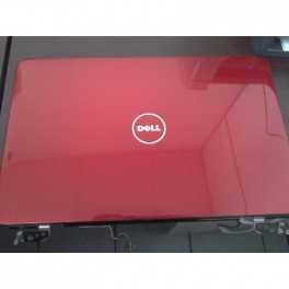 TAMPA DO LCD NOTEBOOK DELL INSPIRON 1545 VERMELHA BRILHANTE