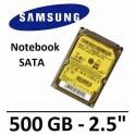 HD DE 500GB PARA NOTEBOOK